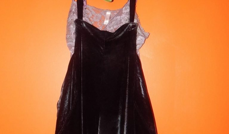 Velvet Overalls and Lace Camisoles